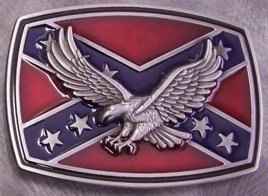 confederate buckle